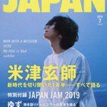 音楽雑誌・ロッキンオンジャパン。初期の号を、ヤフーオークションで落札(山下達郎・大滝詠一インタビュー関連)。幕張やひたちなかで、フェスを開催してない頃だなぁ