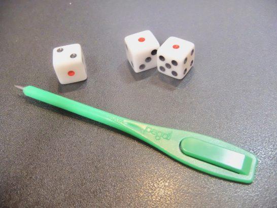 厳密に言うと、ロト6の抽選に使われるボール球には10種類のセットがあって、その中から1セットが選ばれて抽選します