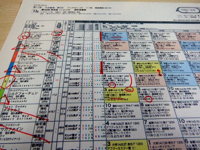 競馬予想と馬券の買い方。大井11レース、東京盃2014(ダート1200m)。本命、ロージズインメイ産駒ドリームバレンチノ【複勝重視が基本】