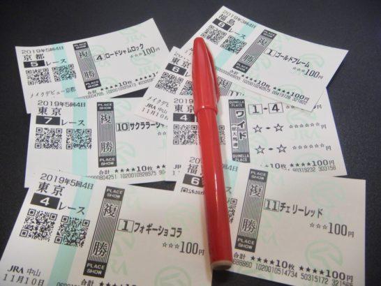 複勝馬券とは、意味ある最強な馬券の買い方。おすすめ。競馬予想、馬券の見方がわかりやすい3