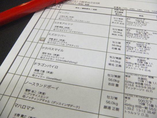 最強の法則、武士沢騎手の記事読みました