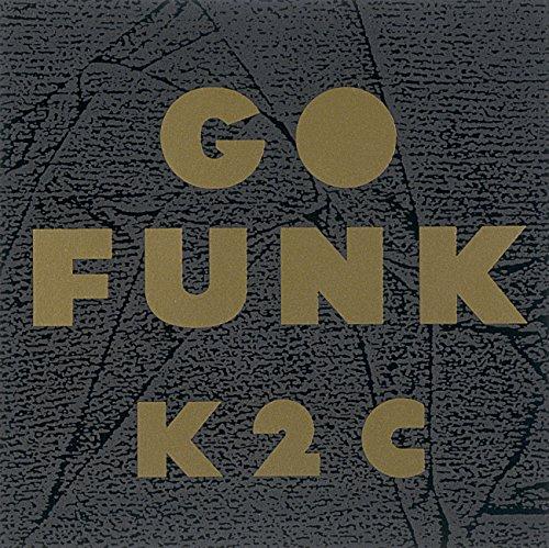 米米CLUB CDアルバム GOFUNK K2C