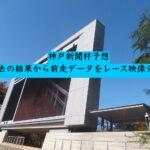 神戸新聞杯予想。過去の結果から前走データをレース映像分析