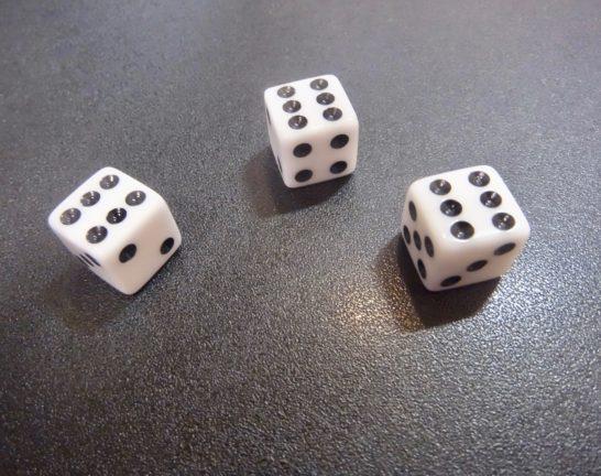 ギャンブル運を上げたければ、自分だけ掴んでる確率の手数を増やすこと