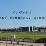 インヴァネス-競走馬データに特徴のあるレースを映像分析-